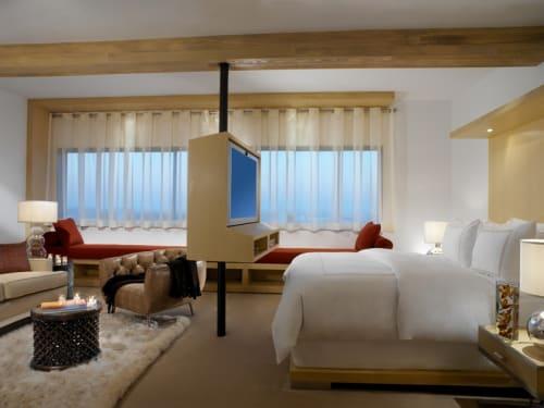 Interior Design by Thomas Schoos seen at The Huntley Hotel, Santa Monica - Interior Design