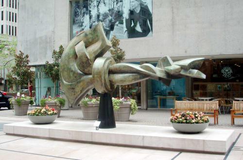Elbert Weinberg - Sculptures and Art
