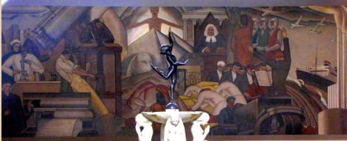 Belle Baranceanu - Murals and Art