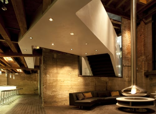 Interior Design by CCS Architecture seen at Twenty Five Lusk, San Francisco - Design & Architecture