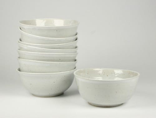 Tableware by Sheldon Ceramics seen at Pine & Crane, Los Angeles - Dinnerware
