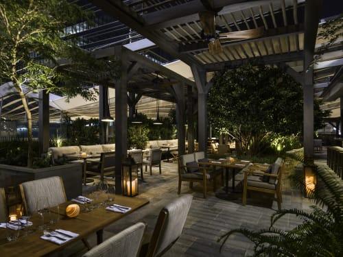 EAST, Miami, Restaurants, Interior Design