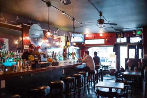 Zoe's Bar and Restaurant, Restaurants, Interior Design