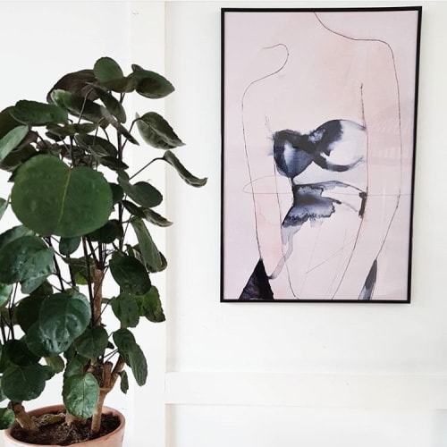 Paintings by Leigh Viner seen at Private Residence - Figure 4