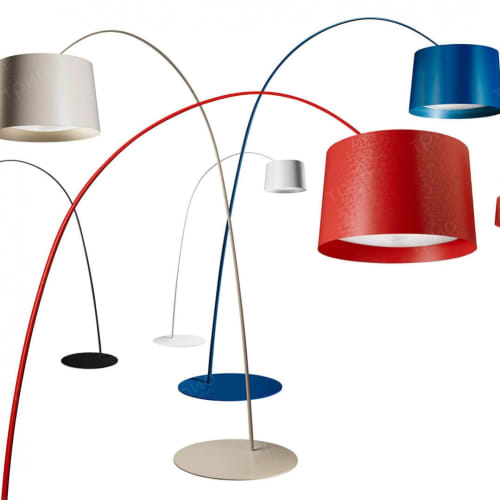 Lamps by Marc Sadler seen at Private Residence, Milan - Twiggy Lamp
