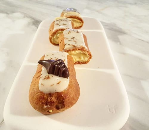 Tableware by Tina Frey seen at Rech by Alain Ducasse - Small Bread Board