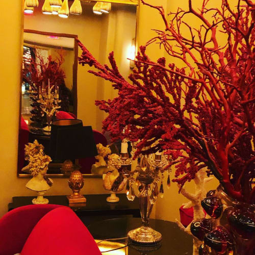 Art & Wall Decor by Christa Wilm seen at Faena Hotel Miami Beach, Miami Beach - Artemis and Diana