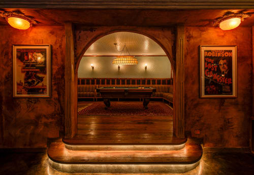 Adults Only, Bars, Interior Design