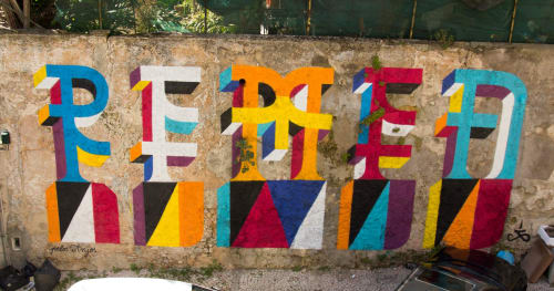 Remed & the Arts - Murals and Art