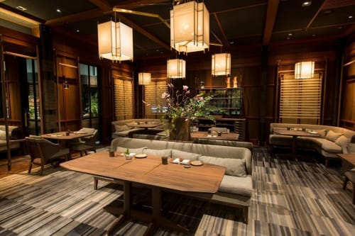SingleThread Farm, Restaurant, Interior Design