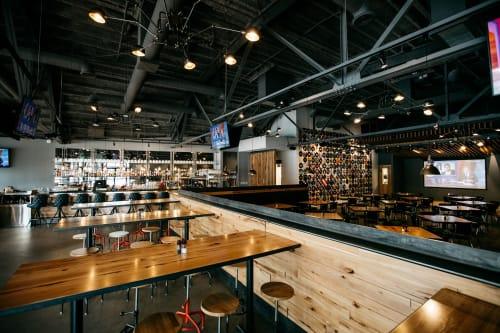 The Morrie, Restaurants, Interior Design