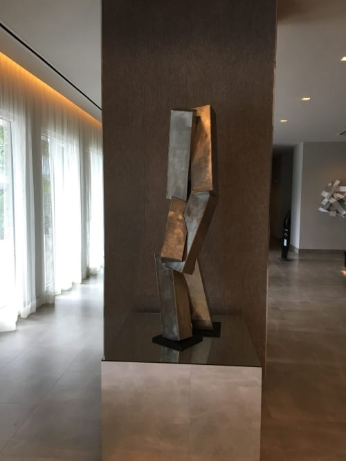 Sculptures by Dan Good seen at AC Hotel by Marriott San Juan Condado, San Juan - Six of One