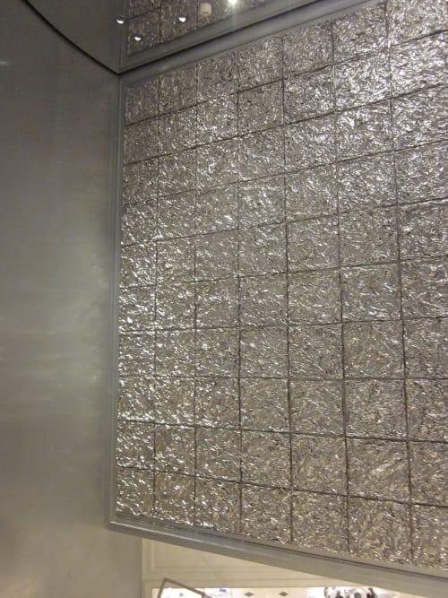 Wall Treatments by Alexander Kellum seen at Christian Dior, Hong Kong - Christian Dior Installation