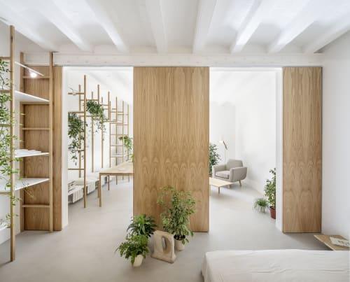 Architecture by Roman Izquierdo Bouldstridge seen at Private Residence, Barcelona - Sant Antoni Lofts