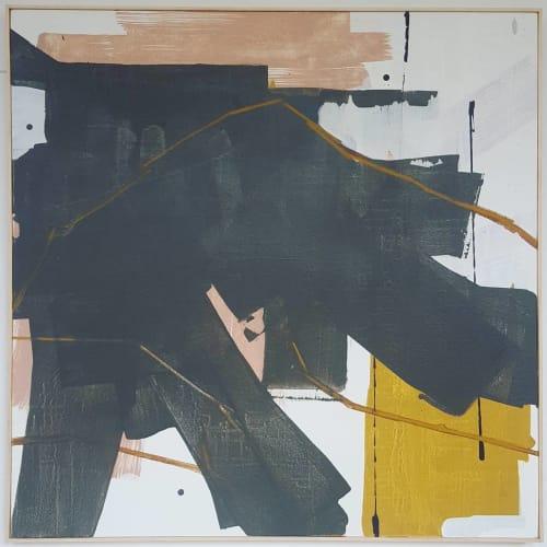 Paintings by Anne Abueva Studio - Unheard