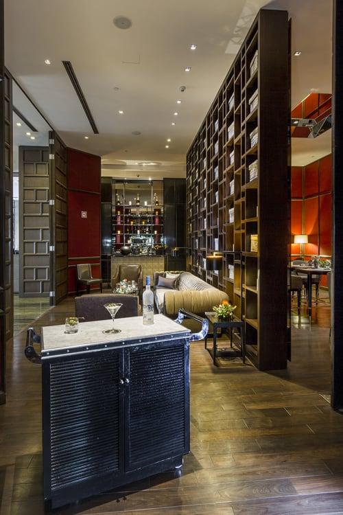 Interior Design by Scarpidis Design seen at La Table Krug, Ciudad de México - Interior Design