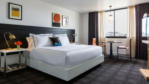 The Kimpton Buchanan, Hotels, Interior Design