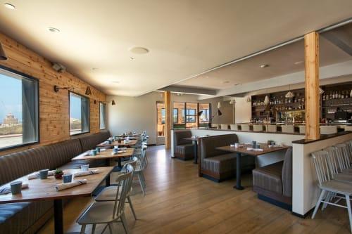 Playa Provisions, Cafès, Interior Design