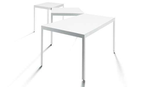 Tables by Paolo Pallucco seen at Yeohlee, New York - Campo d'Oro Tables