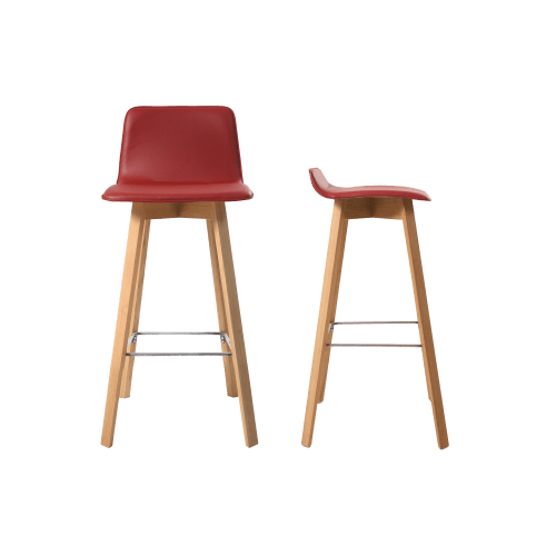 Chairs by Birgit Hoffmann at Arlo SoHo, New York - Maverick Bar Stool