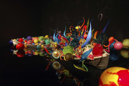 Dale Chihuly - Sculptures and Art