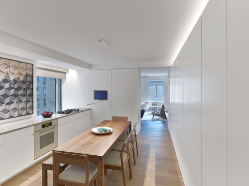 Interior Design by Messana O'Rorke seen at 115 Central Park West Apartment, New York - Interior Design