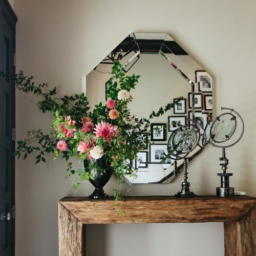 Floral Arrangements by Wallflower Design seen at Private Residence, San Francisco - Floral Design
