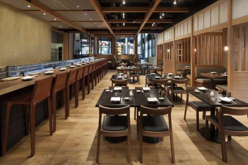 PABU Izakaya, California Street, San Francisco, CA, Restaurants, Interior Design