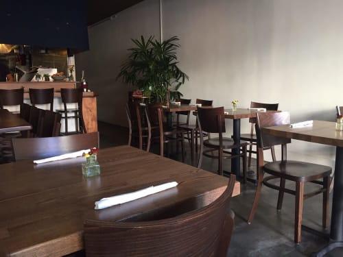 Necco, Restaurants, Interior Design