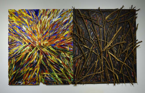 Charles Arnoldi - Paintings and Art
