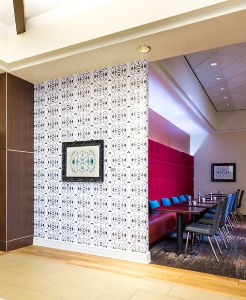 Art Curation by NINE dot ARTS seen at Minneapolis Marriott Southwest, Minnetonka - Art Curation