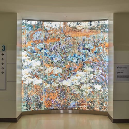 Art & Wall Decor by Mildred Howard seen at Zuckerberg San Francisco General Hospital and Trauma Center, San Francisco - Forever Yours