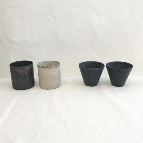 Cups by Takashi Endo seen at kakela, 静岡市駿河区大谷 - Cups