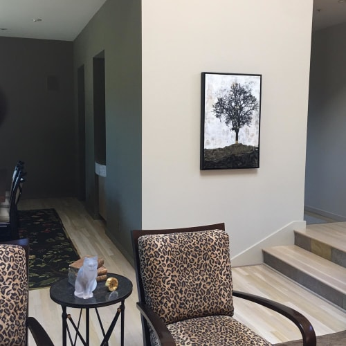 Paintings by Shannon Amidon seen at Private Residence, Tiburon, CA, Tiburon - The Chronicler