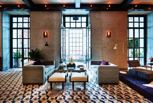 Sixty Soho, Hotels, Interior Design