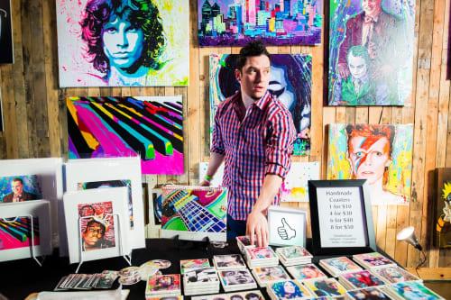 Christopher Joseph Gonzalez - Paintings and Art