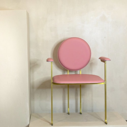 Chairs by Mario Milana seen at The Webster, SOHO, New York - MM3 Chair