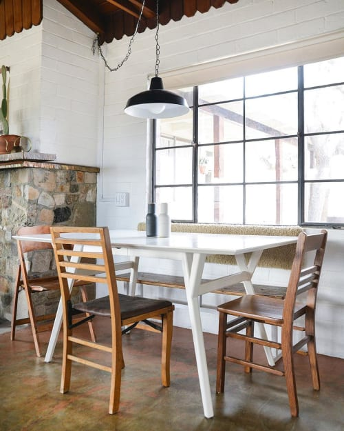 Tables by West Elm at The Joshua Tree House, Joshua Tree - Dining Table