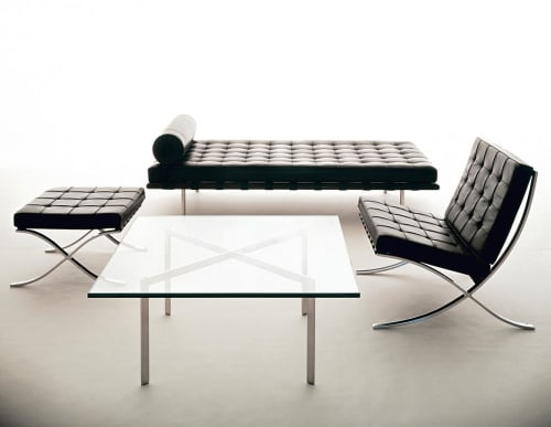 Ludwig Mies van der Rohe - Chairs and Furniture