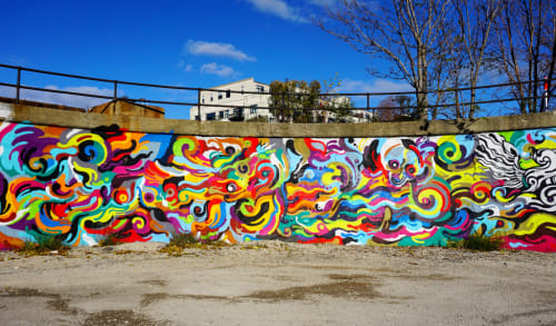 Victor Reyes - Murals and Art