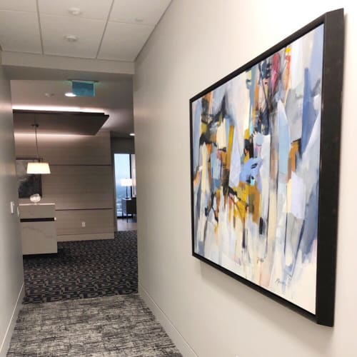 Paintings by Shawn Meharg at Jacksonville, Jacksonville - Commissioned Painting