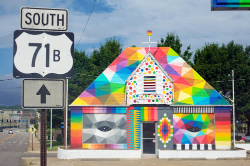 see universal chapel by okuda san miguel at 1300 garrison avenue