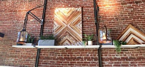 Lighting by Metro Lighting seen at Tender Greens Berkeley, Berkeley - Custom Light Fixtures