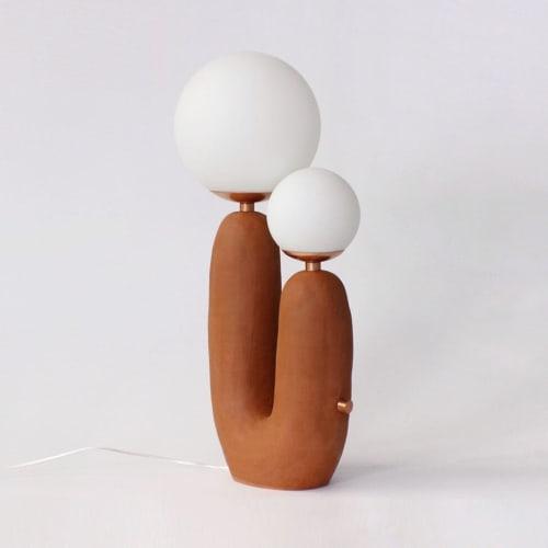 Lamps by Eny Lee Parker seen at Eny Lee Parker Studio, Savannah - Oo Lamp