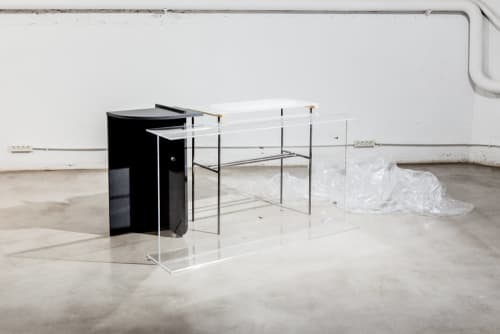 Tables by Marta Ayala Herrera seen at BIIS, Madrid - Biis Furniture