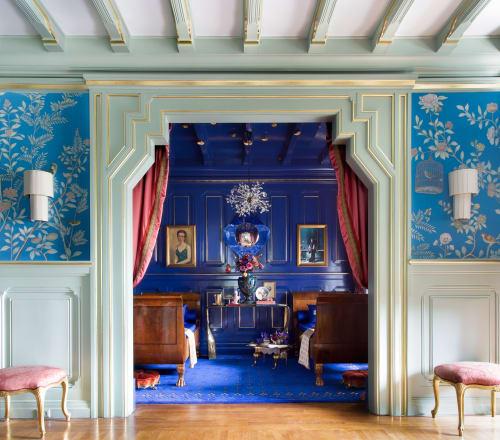 Interior Design by Jonathan Rachman Design seen at SF Decorator Showcase 2019, San Francisco - Interior Design