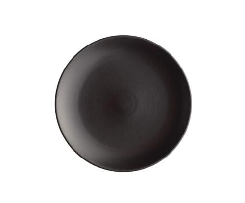 Ceramic Plates by Heath Ceramics seen at Roam Artisan Burgers, San Francisco - Dinner Plate