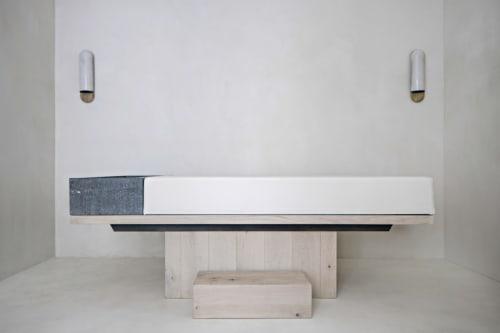 Interior Design by Emmanuelle Simon seen at EviDenS de Beauté La Maison, Paris - Interior Design