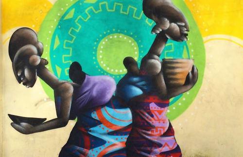 Alexandre Keto - Street Murals and Public Art