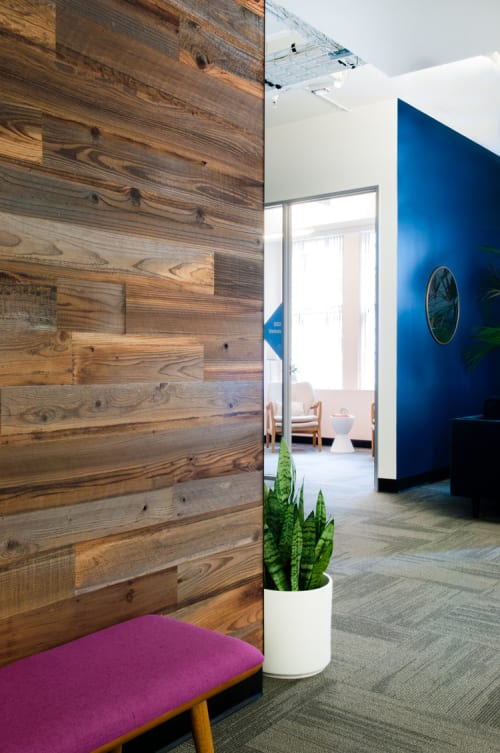 Interior Design by Storey Design seen at CoreOS, San Francisco - Interior Design